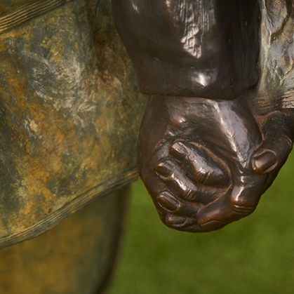 Griffiths And Victoria Hands